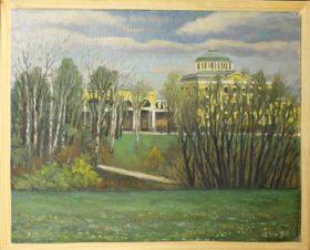 Дворец а Павловске
