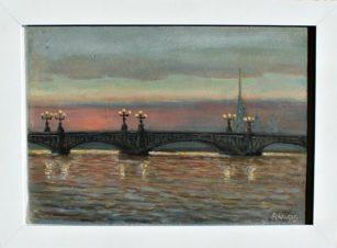 Воспоминание о Санкт-Петербурге