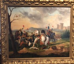 Наполеон в Ратисбонне