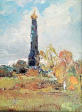 Куликого поле- памятник Дмитрию Донскому