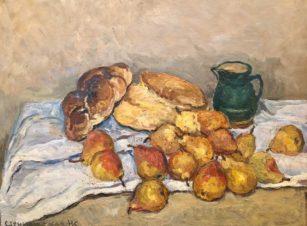 Хлеб и груши
