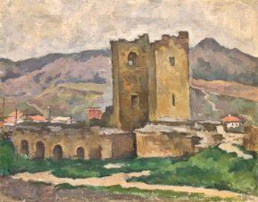 Феодосия. Крепость