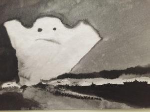 Привидение. Из серии «Охотники и привидения»