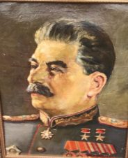 Портрет Сталина