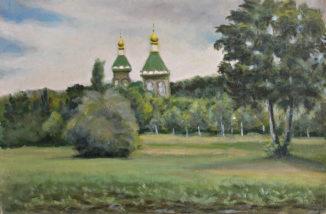 Храм у Машука. Пятигорск