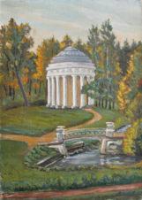Ротонда в Павловском парке