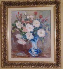 Белые розы из Воронцовского дворца