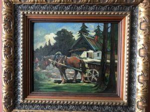 Сиверская лошадь