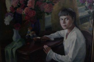 Наташа и розы