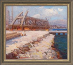 Крымский мост. Арка