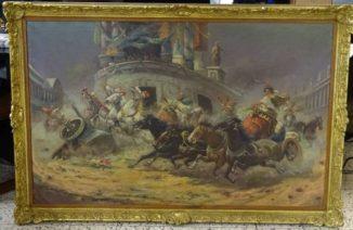 Римская гонка колесниц