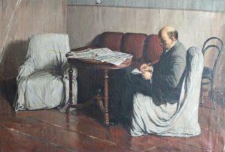 Ленин в Смольном