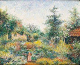 Сад художника Андре Харди