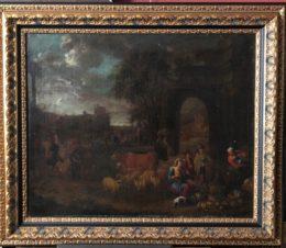 Фламандские торговцы