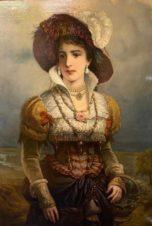 Портрет знатной дамы (Графиня)