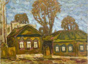 Старая улица. г.Ковров