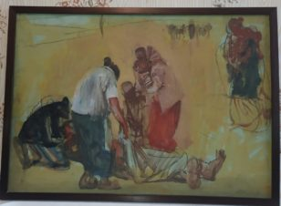 Оплакивание. Библейский эскиз