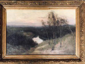 Пейзаж у реки