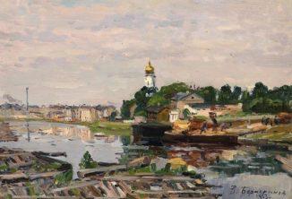 Окрестности города Риги