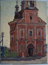 Церковь в Переяславле