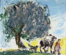 Путники под деревом