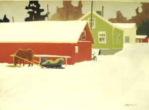 Финская деревня