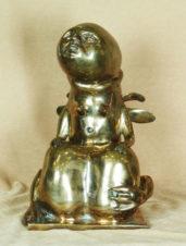 Скульптура декоративная «Мужское начало»