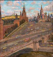 Москва. Первое мая