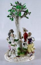 статуэтка «Хоровод вокруг дерева»