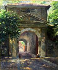 Ворота цитадели
