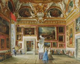 Зал Юпитера в Палаццо Питти