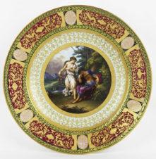 Тарелка декоративная «Венера и Марс»