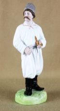 Статуэтка «Украинский хлопец с трубкой»
