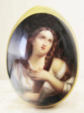 Большое пасхальное яйцо «Святая Мария Магдалина»