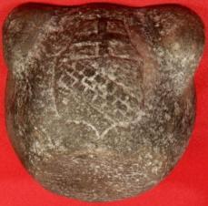 Ступа аптечная с гербом генуэзского рода Чибо