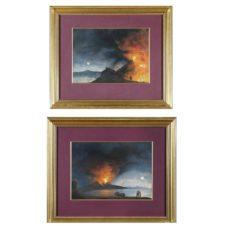Извержение вулкана (парные)