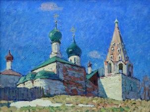 Церковь в Ярославле