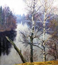 На реке Мсте