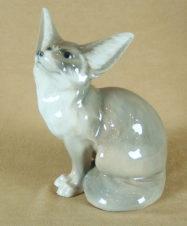 Фарфоровая статуэтка «Лисица-фенек»