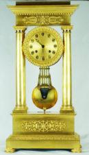 Часы каминные в стиле классицизм