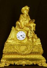 Часы каминные с боем «Испанский гранд»