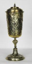 Кубок с изображением мифологических сюжетов 16 века