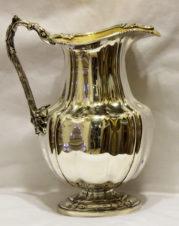 Большой серебряный кувшин для воды, принадлежавший графу Ливену