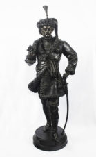 Кабинетная скульптура «Петр I»