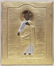 Старинная икона «Петр Святой Апостол»