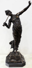 Бронзовая скульптура «Танцовщица»