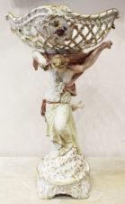 фарфоровая ваза «Венера и амур»