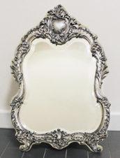 Антикварное зеркало в стиле барокко