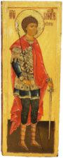 Храмовая икона «Святой великомученик Георгий Победоносец»