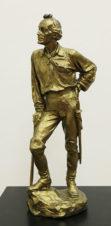 Кабинетная скульптура «Суворов»